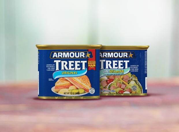 Armour Luncheon Meat