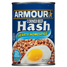 Canned Hash