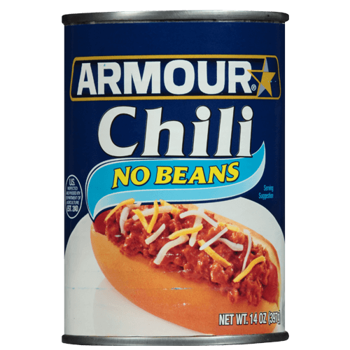 Armour Star Chili No Beans