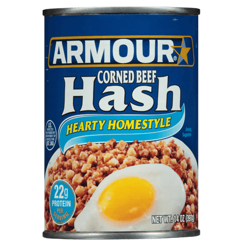 Armour Star Corned Beef Hash