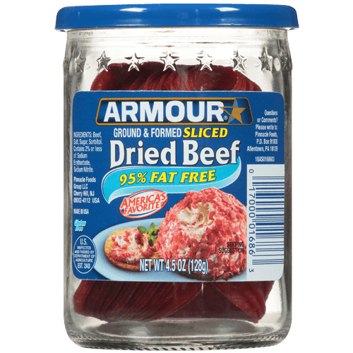 Armour Star Sliced Dried Beef