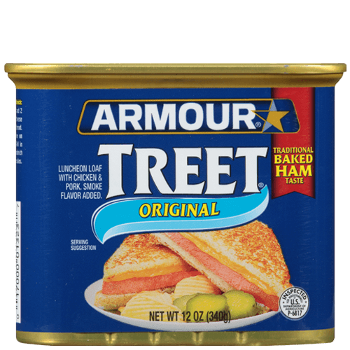 Armour Star Treet Luncheon Loaf