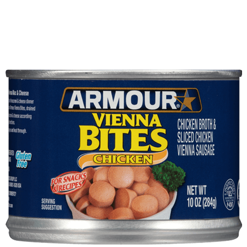 Armour Star Vienna Bites Chicken